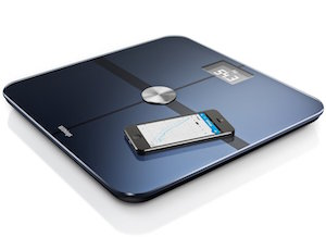 Withings WS-50 Smart Body Analyzer Körperfettwaage
